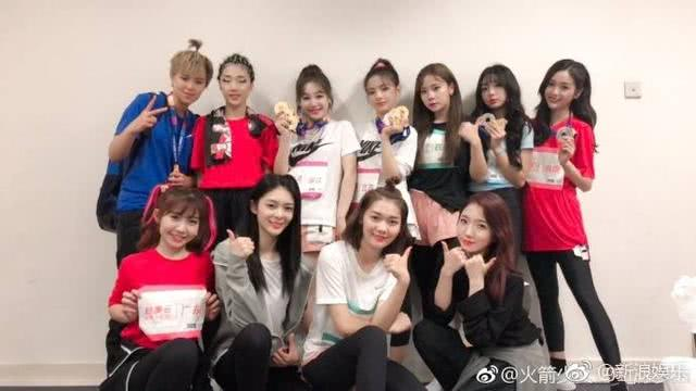 火箭少女上海演唱会团票结果相继出炉,出道半年人气格局洗牌