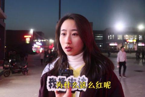 杨超越现在人气为什么这么高?街头采访年轻人,这是她红的原因?