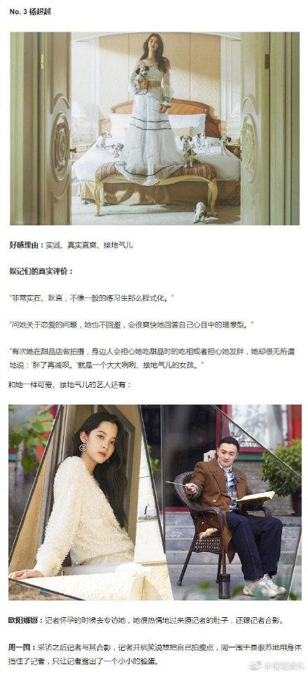 搜狐娱乐|2018娱记眼中的艺人好感度红黑榜公布