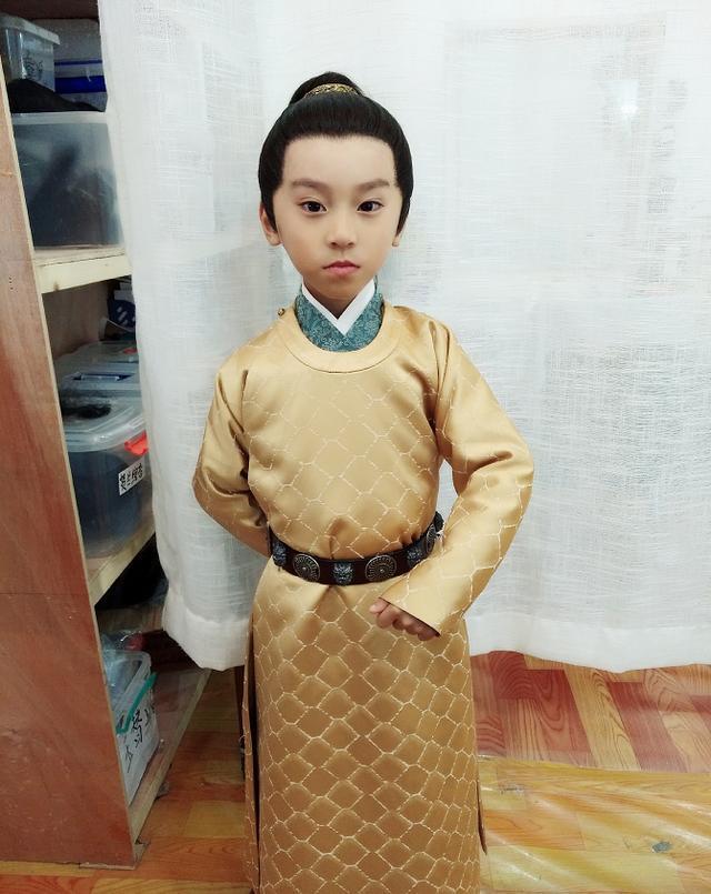 《长安诺》杨超越饰演德妃,剧中还有儿子,网友都跑来看孙儿