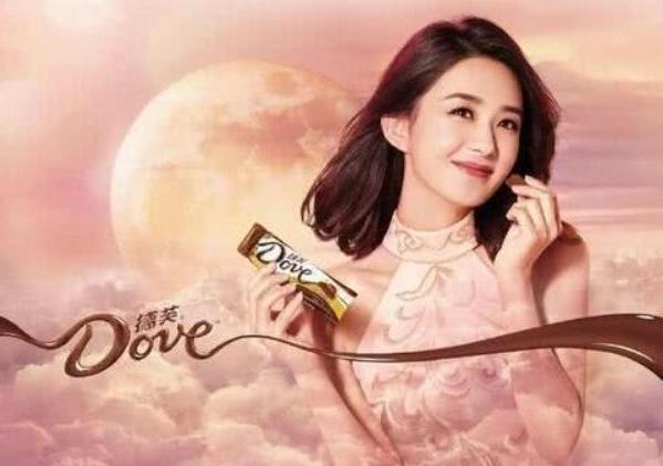 杨超越代言德芙,不如汤唯大气,没有杨颖甜美,品牌看中她什么?