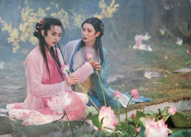 《白蛇:缘起》画风无敌,白蛇和许宣是照着杨超越和胡歌制作的吗