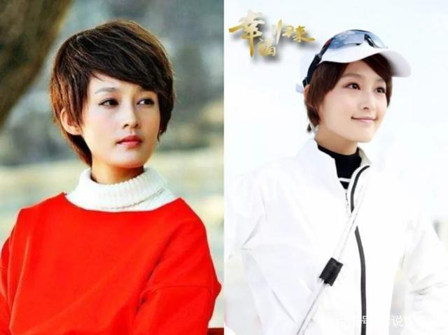 同样是剪了短发,杨超越好评不断,而李沁被嫌丑,网友:脸的问题