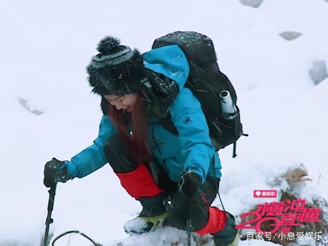 雪林冒险吴宣仪作用关键,孟美岐勇过独木桥,但更勇敢却是她!