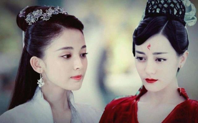 亚太区最美100张面孔,杨超越力压周子瑜,娜扎热巴进榜前十