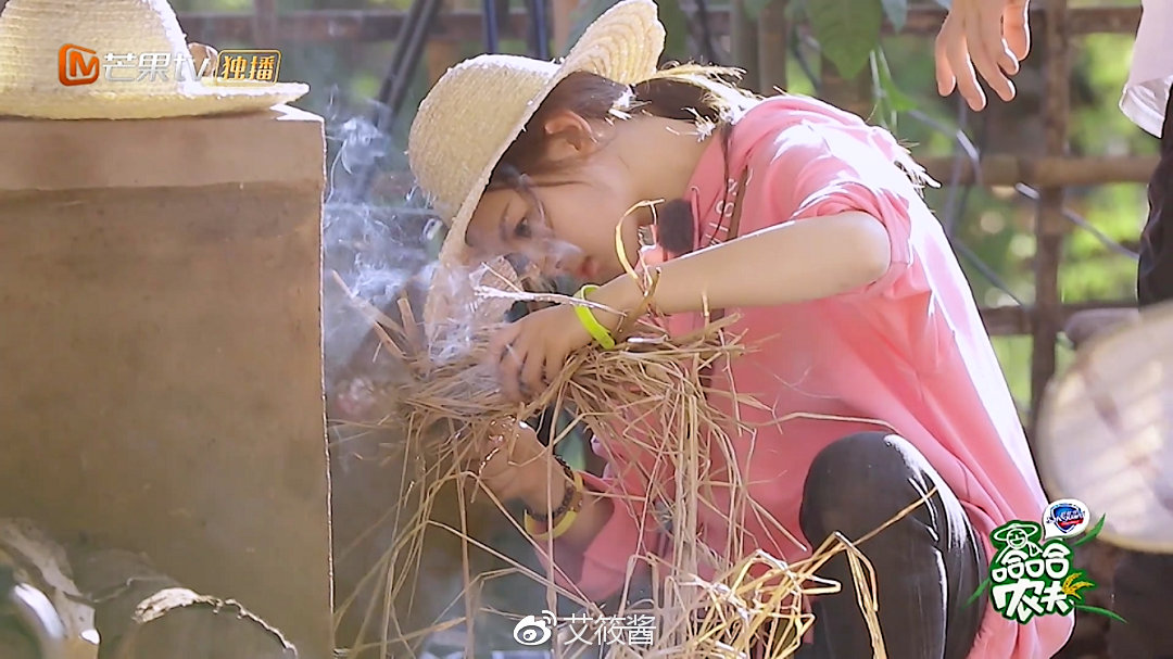 哈哈农夫:田园诗人杨超越,要做大哥的少女偶像