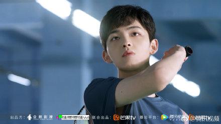网剧极限17公布#极限17 羽你同行#主演阵容啦:杨超越剧照真美