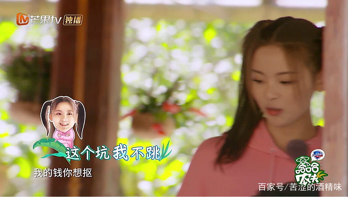 """杨超越成""""哈哈农夫""""团宠,她才是个隐藏的综艺段子王?"""