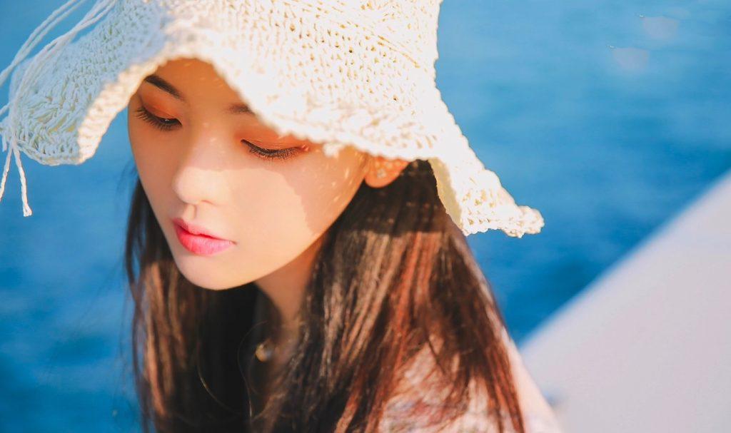 海边阳光美少女杨超越美图【14P】