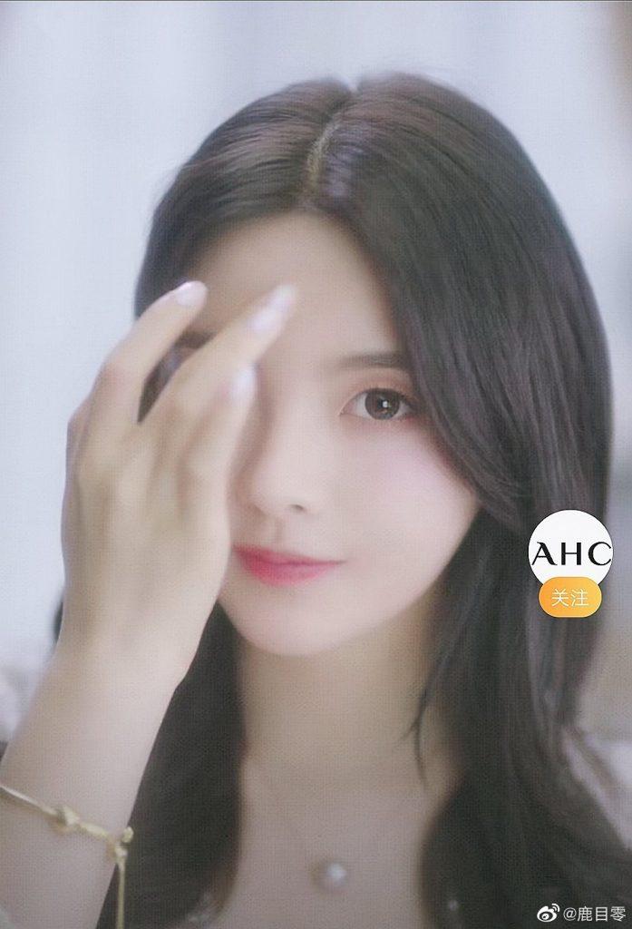 AHC官方放出杨超越的一段广告