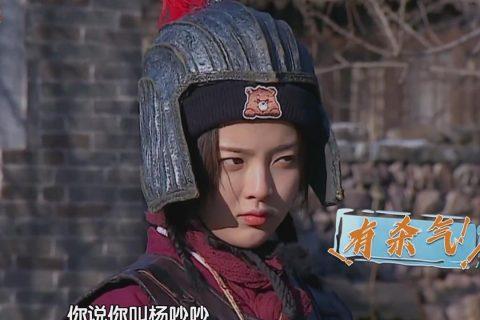 了不起的长城,了不起的杨超越,杨超越为什么这么火?她就是……好笑!